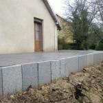 Palissade granit_Lanthenans
