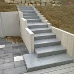 Escalier en Blocs marche granit_Clerval