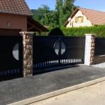 Portail et portillon aluminium_Dambelin