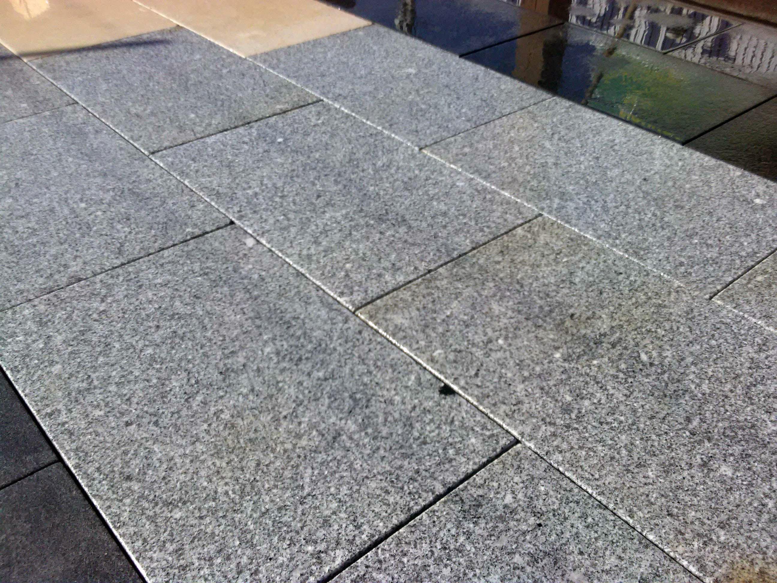 Dalles cassard for Piscine en granit